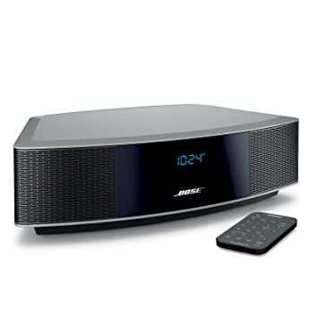 Amazon bose wave radio iv platinum silver home audio theater bose wave radio iv platinum silver fandeluxe