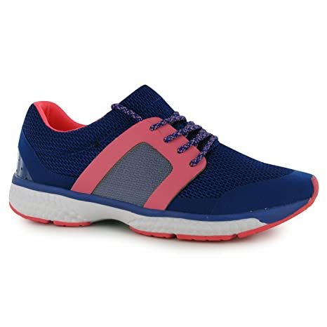 Tela Camino de rebote zapatillas para mujer cobalto/Coral zapatillas deporte zapatos calzado, Cobalt