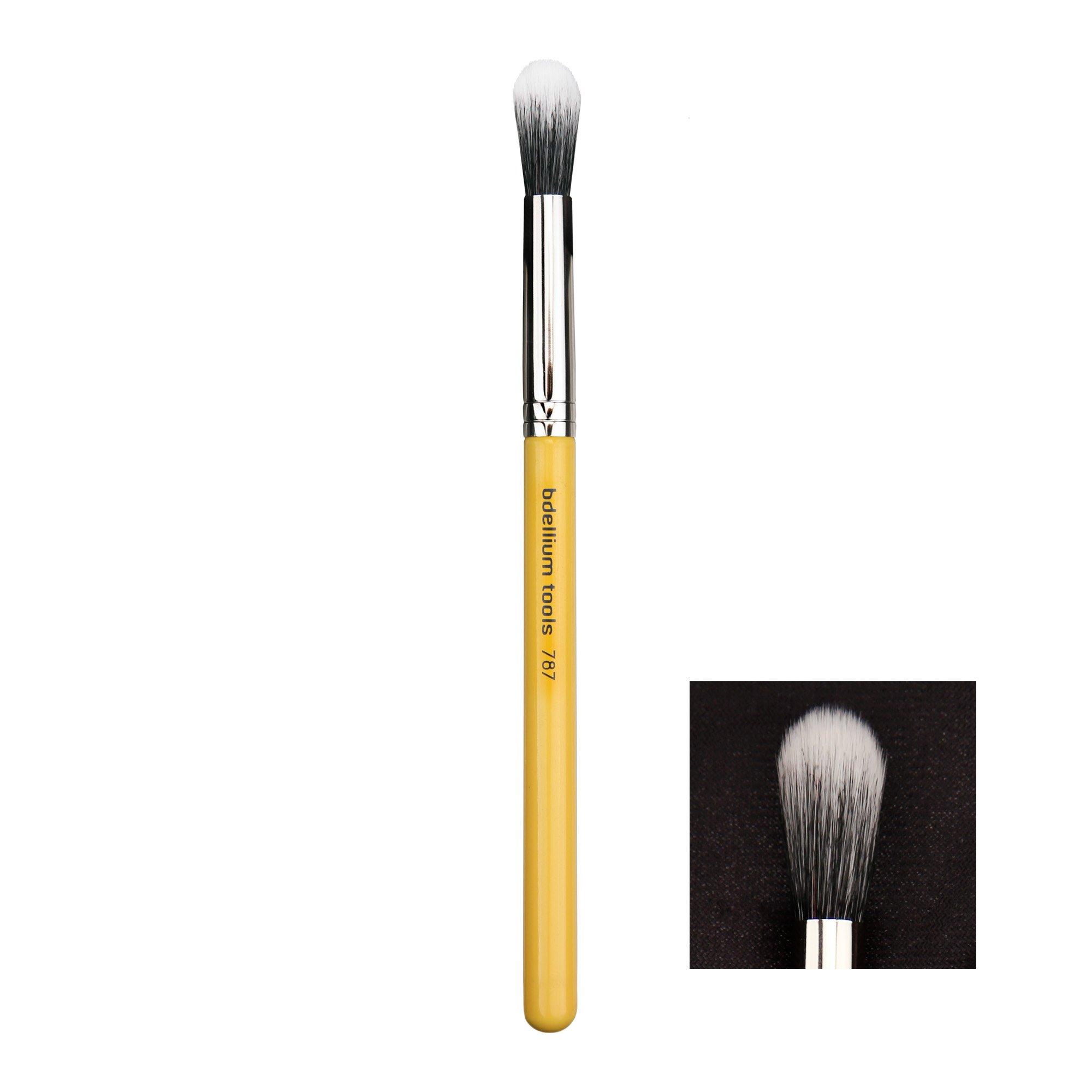 Bdellium Tools Studio Line DF Large Tapered Blending Brush, Yellow