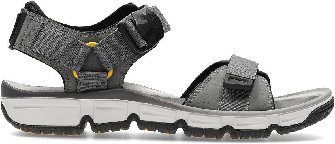 Clarks Herren Explore Part Sandalen: : Schuhe