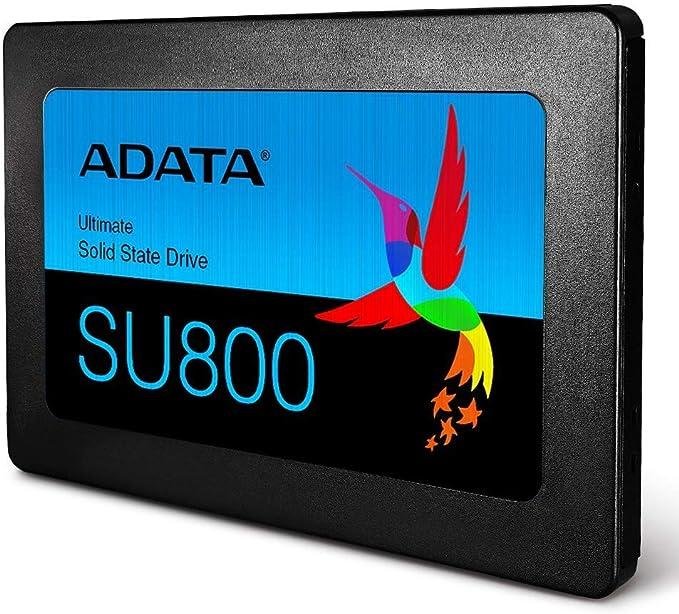 ADATA SU800 - SSD de 256GB, velocidades de lectura escritura de ...