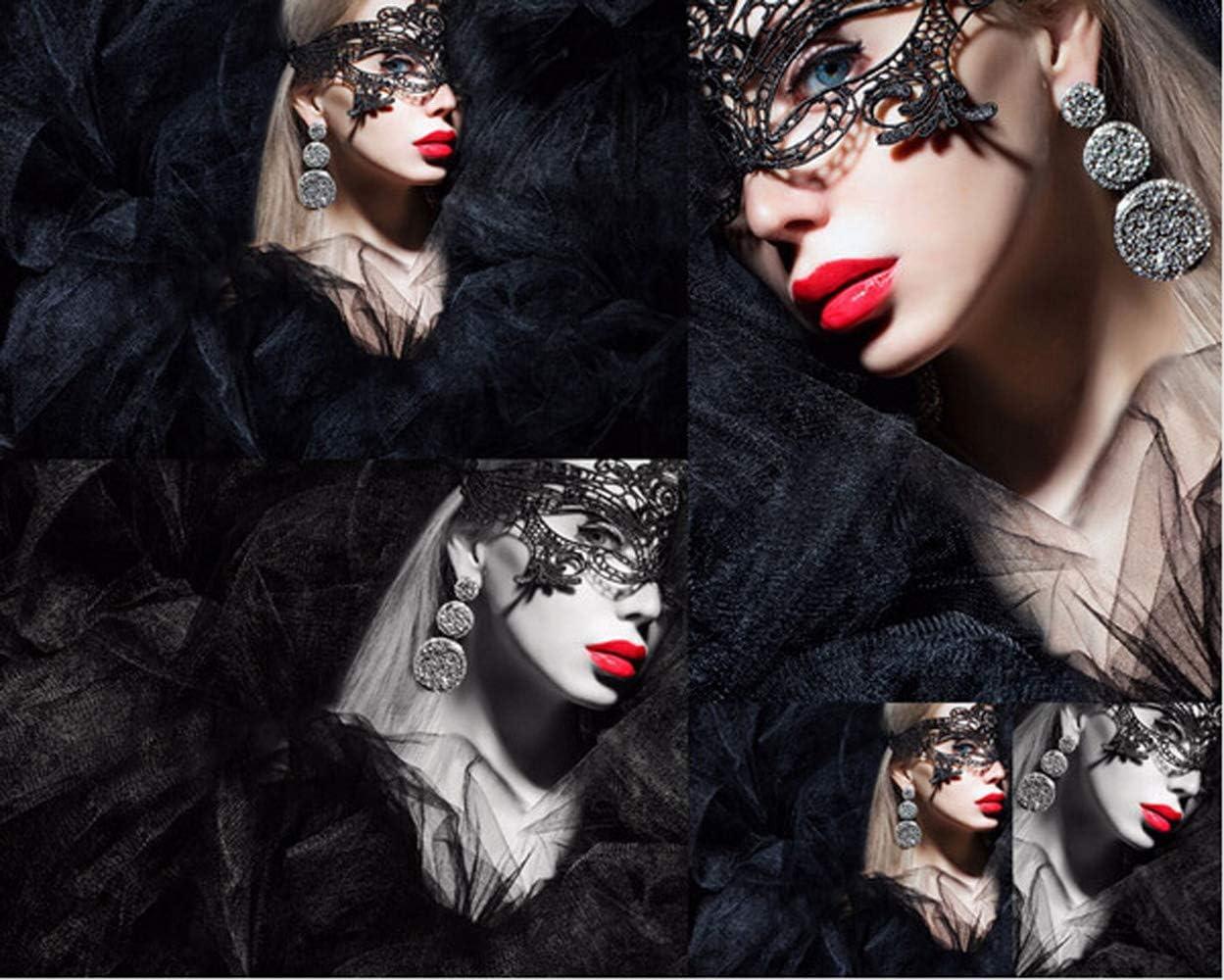 Máscara Gótica Estilo Veneciano YGSAT