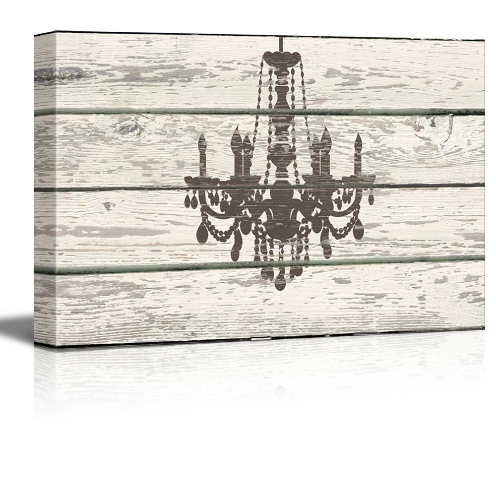 for wall of most collection canvas decors recent stunning art decor chandelier