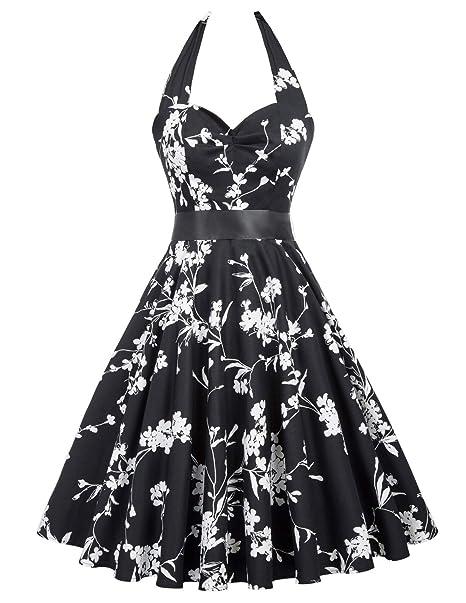 Amazon.com: Grace Karin Vestido estilo swing para có ...