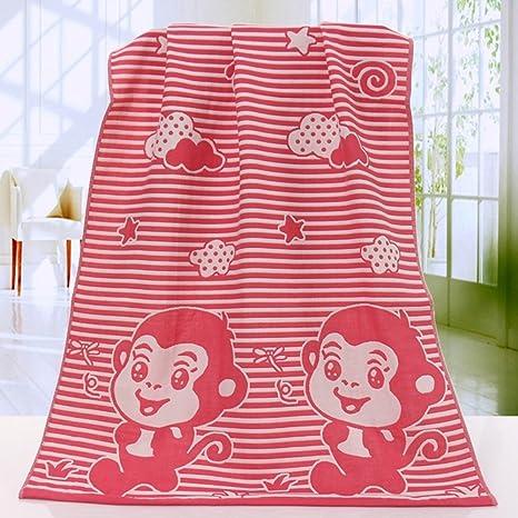 toalla de baño de algodón/Adultos de niños de dibujos animados ...