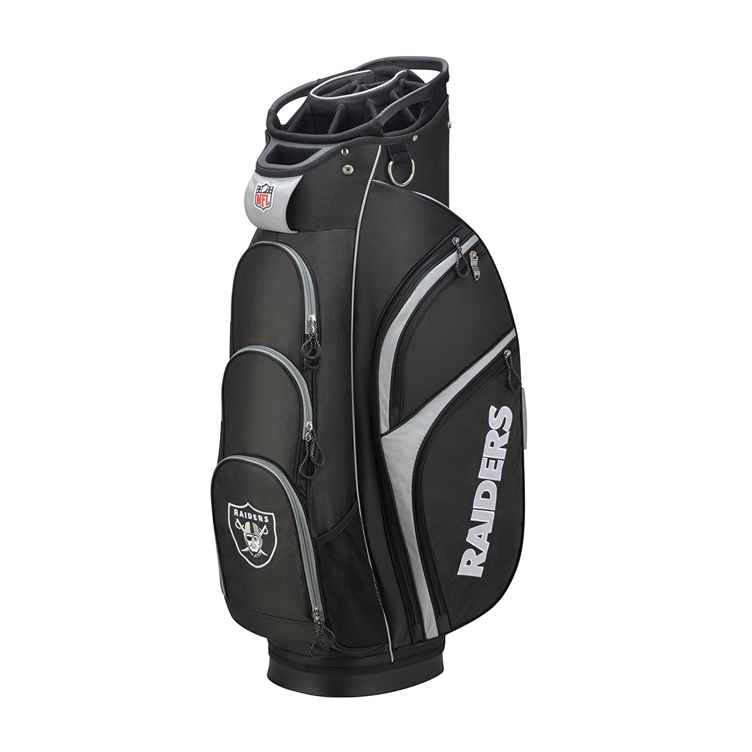 Amazon.com   Wilson 2018 NFL Golf Cart Bag 81f94ad18dfa9