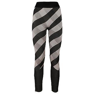 Adidas by Stella McCartney Leggings Femme Noir  Amazon.fr  Vêtements ... 00ddb05addb