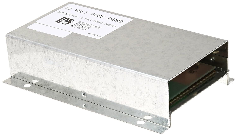 Parallax Power Supply Fb9 Fuse Block Automotive 12 Volt Box