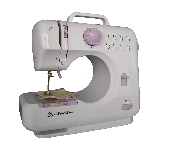 Michley Lil' Sew & Sew Sewing Maching LSS-505 LX