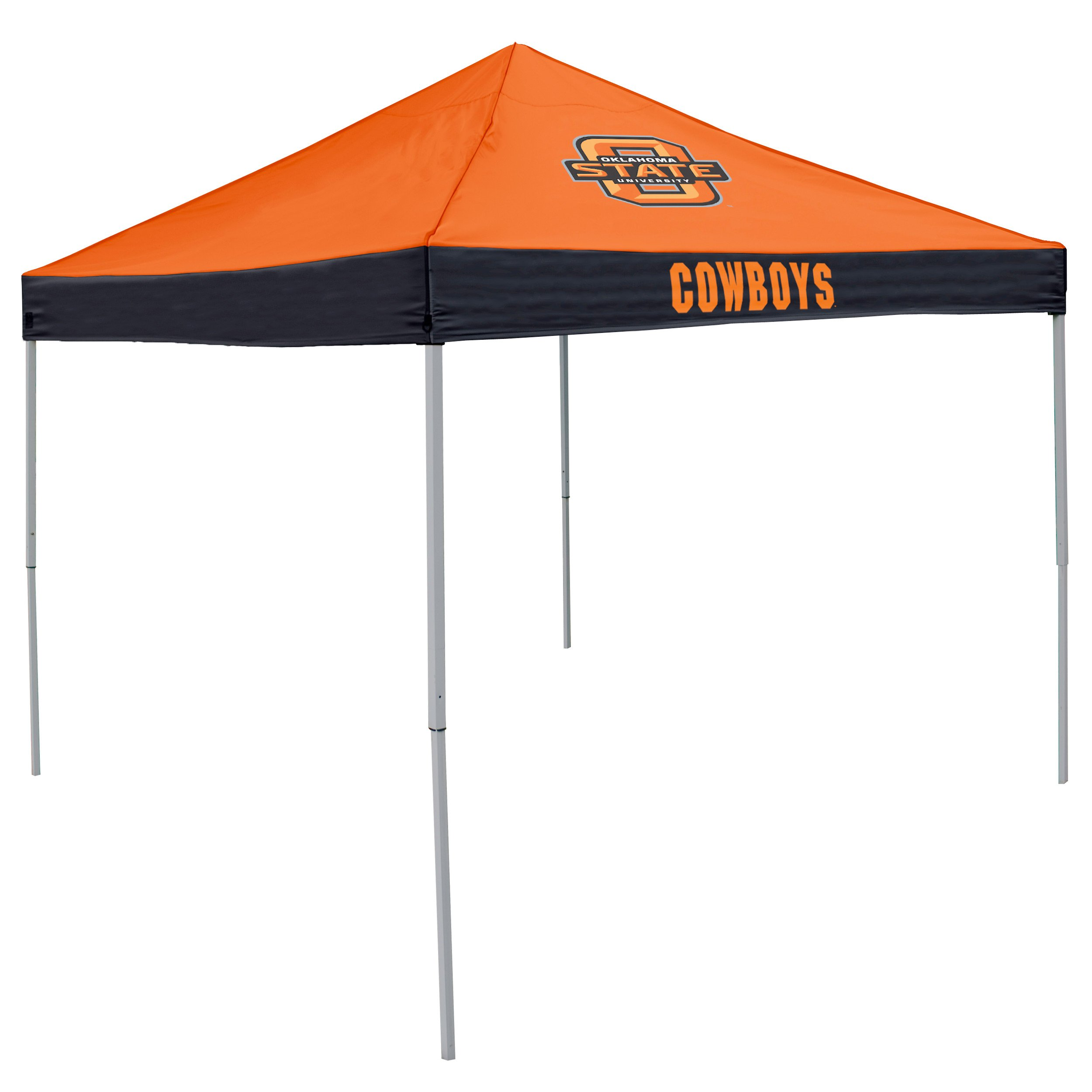 NCAA OK State Cowboys Economy Tailgate Tent by Logo Brands