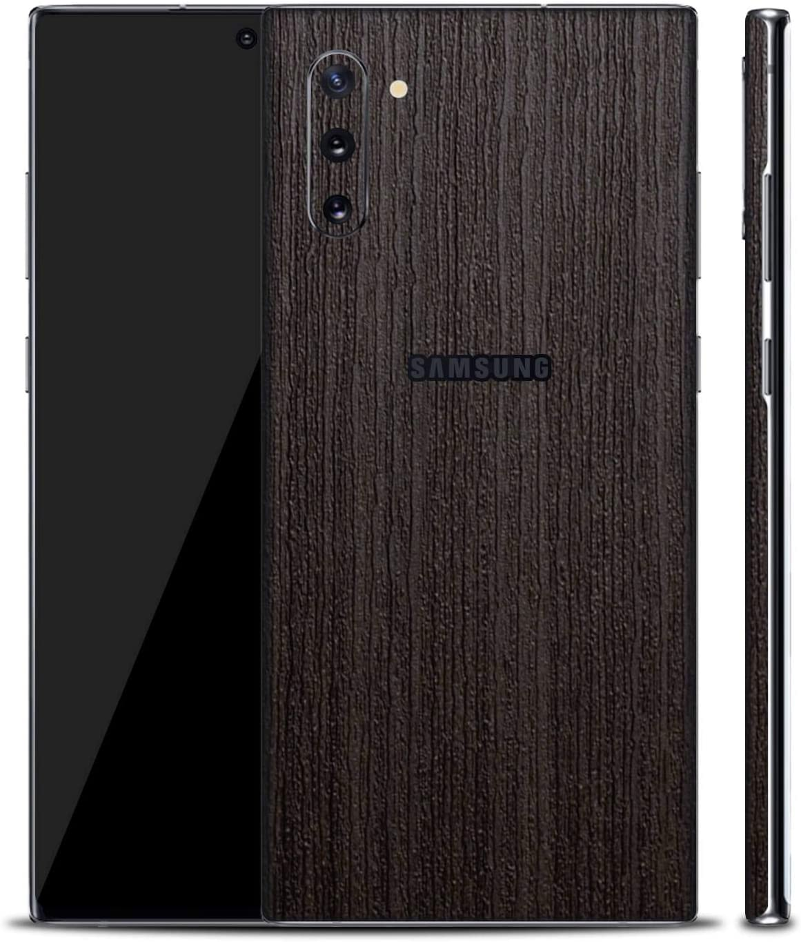 Carved Charcoal XtremeSkins Textured Skin Stickers for Samsung Galaxy Note 10