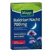 Kneipp Baldrian Nacht überzogene Tabletten 30 stk