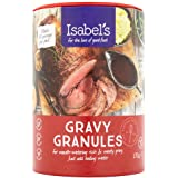 Isabels Gluten Free Gravy Granules for Meat, 170 g, Pack of 6