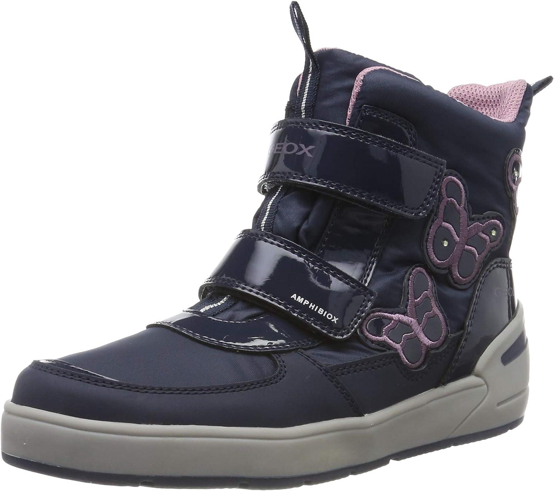 Geox J Sleigh Girl B ABX a Snow Boots