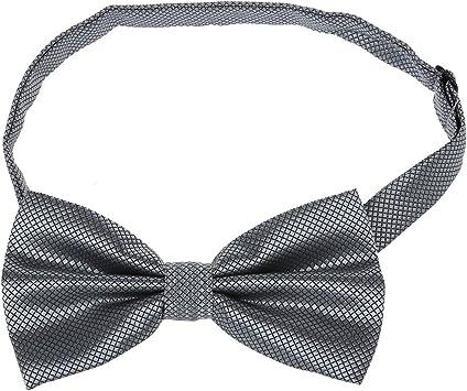 TOOGOO(R)) Corbata de Lazo Pajarita Bow Tie para Traje Formal ...