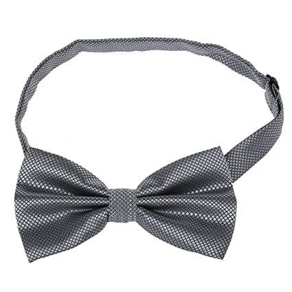 TOOGOO (R) Corbata de Lazo Pajarita Bow Tie para Traje ...