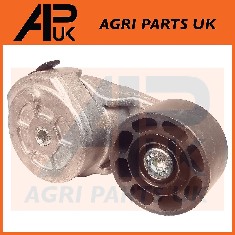 APUK New Holland CR CS CX TF TR TX Case IH CT Combine Harvester Belt pulley Tensioner Agri Parts UK Ltd