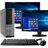 Dell Optiplex 9020 SFF Computer Desktop PC, Intel Core i5 Processor, 16 GB Ram, 2 TB Hard Drive, WiFi, Bluetooth 4.0, DVD-RW,