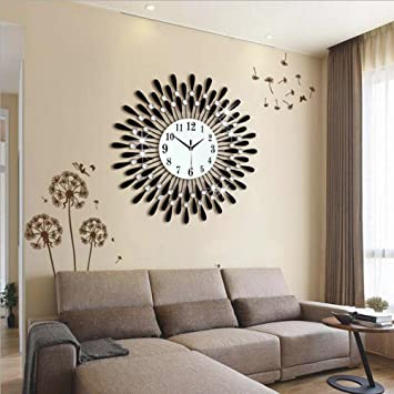 Moderne Wanduhr Wohnzimmer With Tittle And Home Ideas ...
