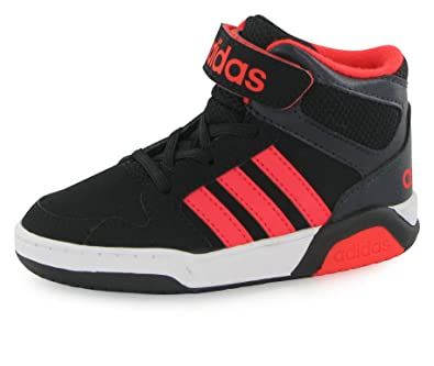 adidas Neo Bb9tis Noir, Baskets Mode Enfant