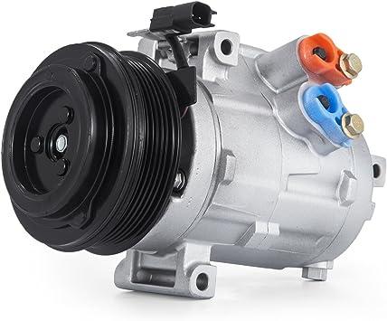 Reman AC Compressor FG194 Fits Ford Taurus Flex Mercury Sable Lincoln MKS MKT