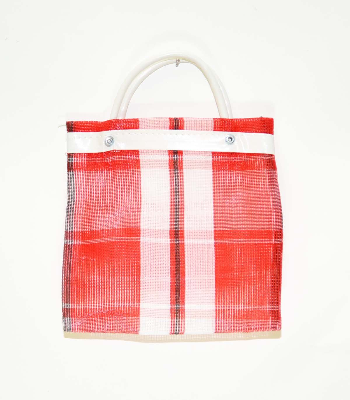 Amazon.com: Set of 6, Mini Mexican Tote Favor Bags-7.5 Inches High x 7 Inches Wide. Assorted Colors: Kitchen & Dining