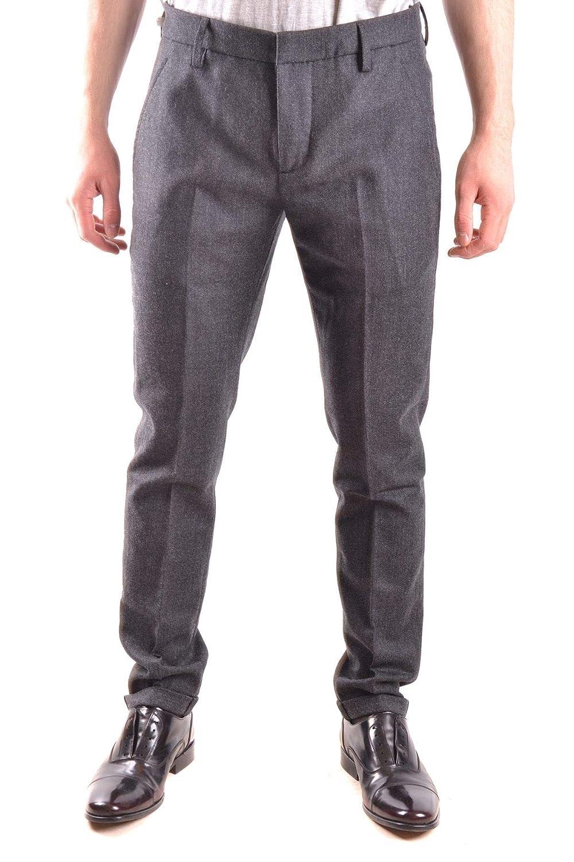 Brand Size 29 DONDUP Men's MCBI29046 Grey Cotton Pants