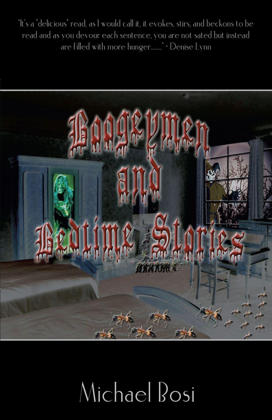 Boogeymen and Bedtime Stories pdf epub