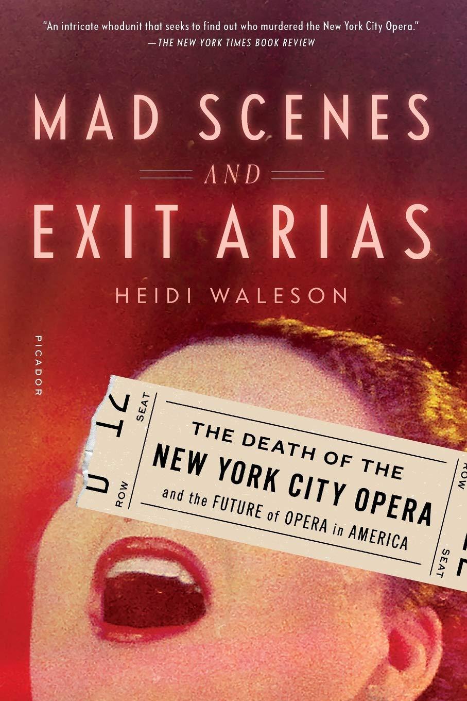 Mad Scenes And Exit Arias