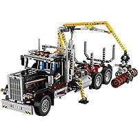 Lego Technic - 9397 - Jeu de Construction - Le Camion Forestier