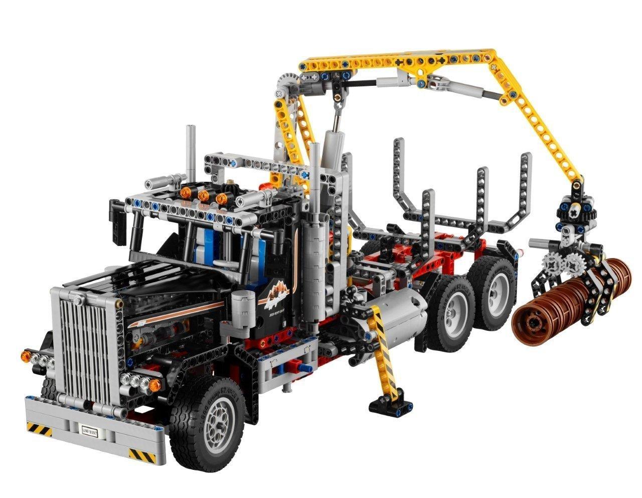 レゴ (LEGO) テクニック ログトラック 9397   B005KIQ32Q