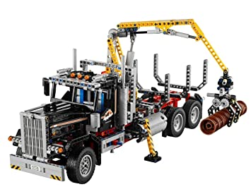 LEGO Technic Holztransporter 9397 günstig kaufen