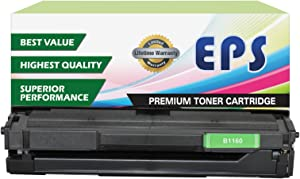 EPS Replacement Toner Cartridge for Dell B1160, B1160w, B1163w, B1165nfw (331-7335, HF442)
