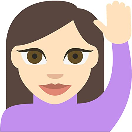IamEngland Heureux Personne Qui élève Une Part Ton 1 Metal Emoji Signe:  Amazon.fr: Cuisine & Maison