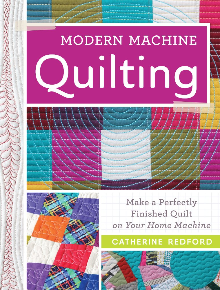 Modern Machine Quilting perfectly finished product image