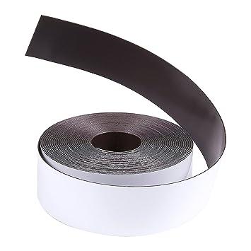 Rollo de cinta imantado re escribible, de borrado en seco ...
