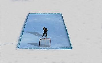 15u0027 X 24u0027 Inflatable Backyard Ice Rink