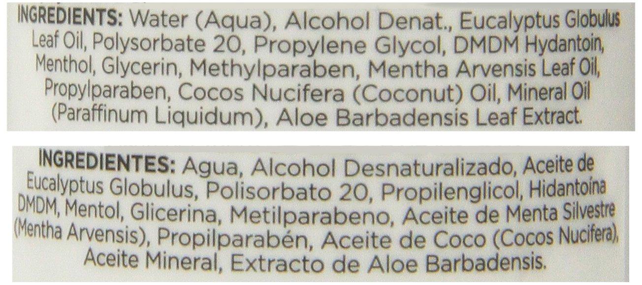 L'eudine Refreshing Splash Natural Air Eucalyptus and Menthol, 4 fl oz . by L'eudine (Image #2)