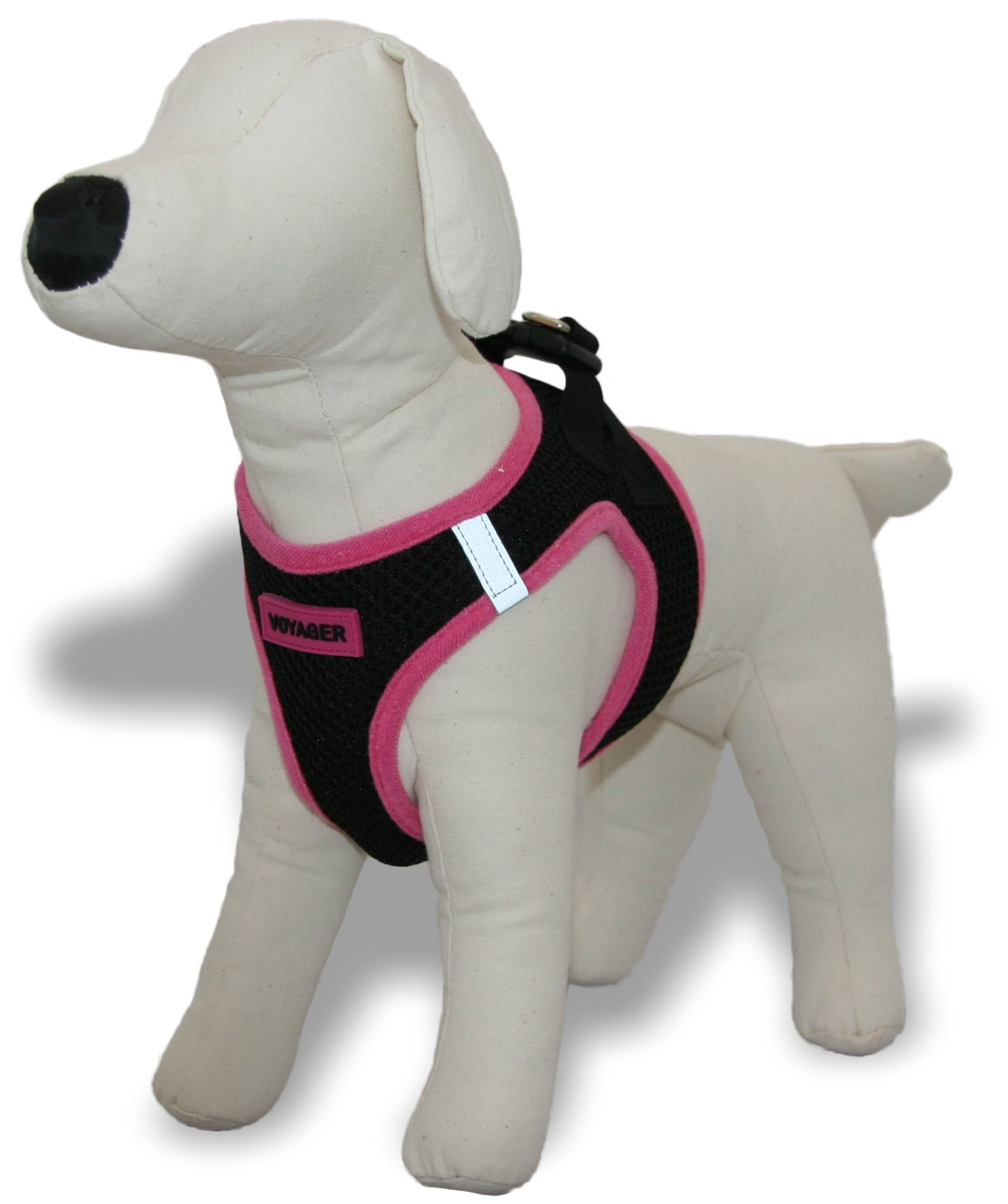 Bps Voyager All Weather No Pull Step In Mesh Dog Harness