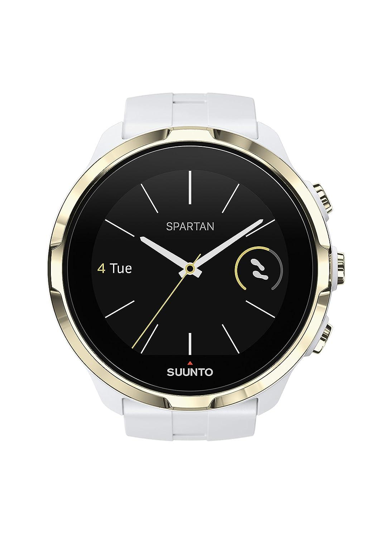 Suunto SS023405000 Spartan Sport Wrist HR -Reloj GPS Multideporte, sumergible hasta 100m, pulsómetro de muñeca, pantalla táctil de color, Oro, ...