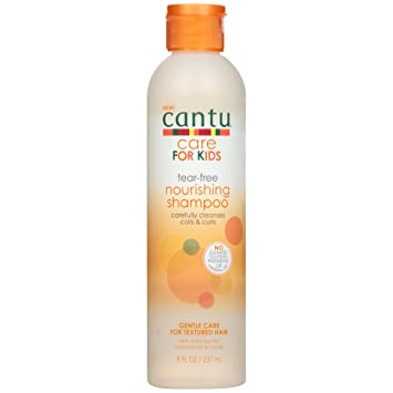 Cantu Care For Kids Nourishing Shampoo 8oz (Tear-Free) by Cantu: Amazon.es: Belleza