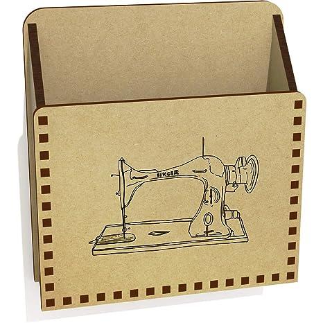 Coser' Poseedor Madera Carta De Máquina Cajalh00017313 OZlkuiwPXT