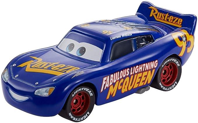 Cars 3 Coche McQueen Epilogue Version (Mattel FGD57): Amazon.es: Juguetes y juegos