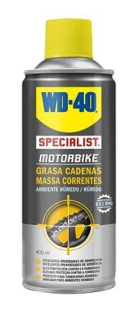 WD-40 Specialist Motorbike - Grasa de Cadenas Ambiente Húmedo ...