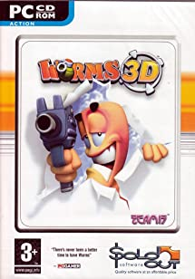 Amazoncom Worms 3d Pc Video Games