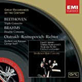 Great Recordings Of The Century - Beethoven / Brahms (Tripelkonzert / Doppelkonzert)