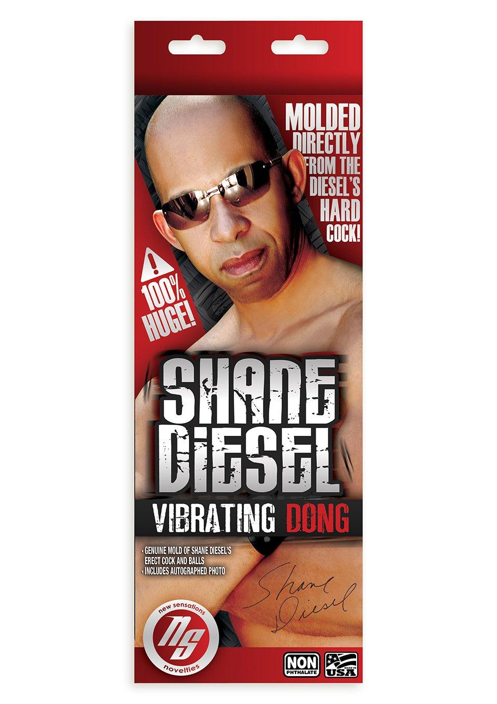 Shane Diesel Vibrating Dong Dildo by Shane Diesel