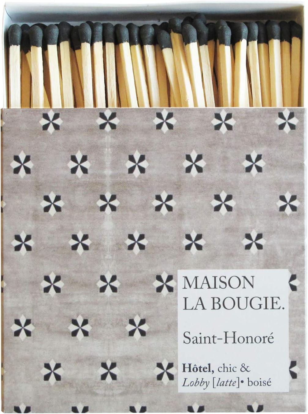 125 pcs Maison La Bougie Matches Saint Honore
