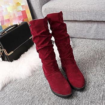 SuperSU Herbst Winter Stiefel Frauen Boot Stilvolle Flache