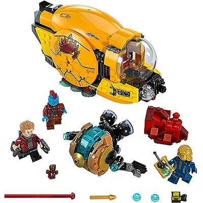 LEGO Marvel Super Heroes Ayesha's Revenge 76080: Toys & Games